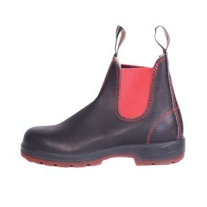 Blundstone BL 1316 Black/red Chelsea Boots